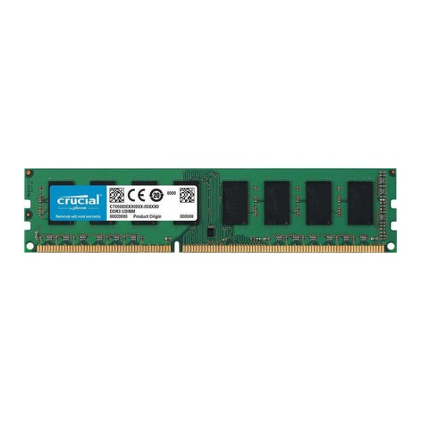 Crucial 8GB DDR3-1600MHz (CT102464BD160B)