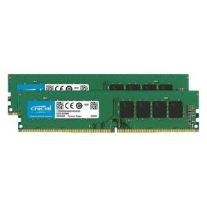 Crucial 8GB DDR4-2400MHz (CT2K4G4DFS824A)