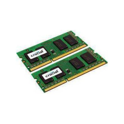Crucial 16GB DDR3-1333MHz (CT2K8G3S1339M)