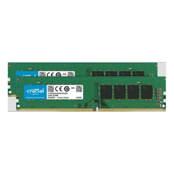 Crucial 16GB DDR4-2666MHz (CT2K8G4DFS8266)