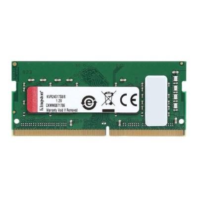 Kingston ValueRAM 8GB DDR4-2400MHz (KVR24S17S8/8)