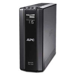 APC Power-Saving Back-UPS Pro 1200 Schuko