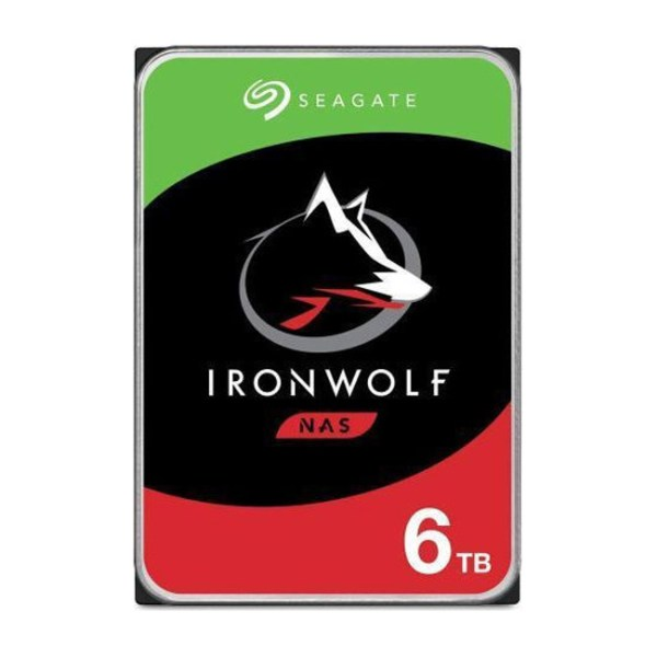 Seagate Ironwolf 6TB (ST6000VN001)