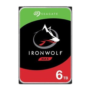Seagate Ironwolf 6TB (ST6000VN001)