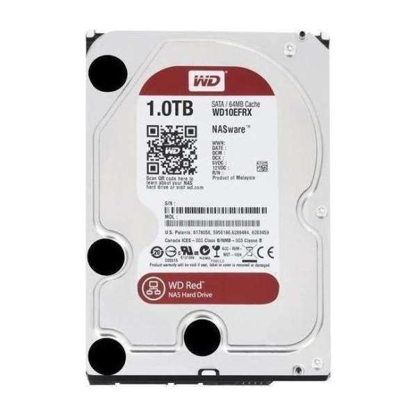 Western Digital Red NAS 1TB (64MB Cache)