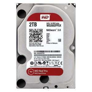 Western Digital Red Pro NAS 2TB