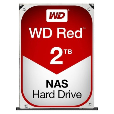 Western Digital Red NAS 2TB (256MB Cache)