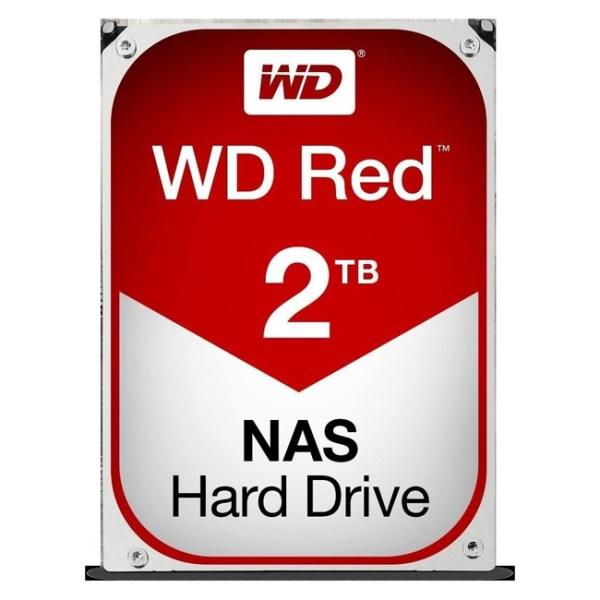 Western Digital Red NAS 2TB (256MB Cache)