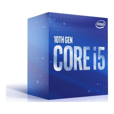 Intel Core i5-10400 Box