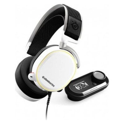 SteelSeries Arctis Pro + GameDAC (White)