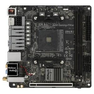 Asrock Fatal1ty B450 Gaming-ITX/ac Motherboard Mini ITX με AMD AM4 Socket