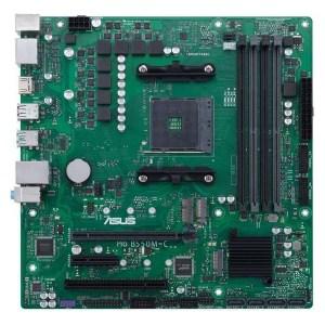 Asus Pro B550M-C/CSM Motherboard Micro ATX με AMD AM4 Socket
