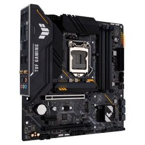 Asus TUF Gaming B560M-PLUS WiFi Motherboard Micro ATX με Intel 1200 Socket