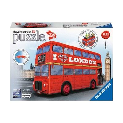 London Bus 3D 216pcs (εως 36 Δόσεις)