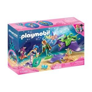 Playmobil Magic: Συλλέκτες Μαργαριταριών με Γιγάντιο Σαλάχι Μάντα (εως 36 δόσεις)