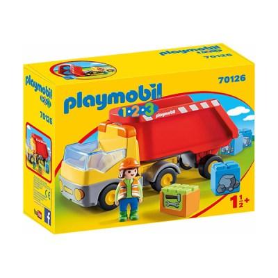 Playmobil 123: Dump Truck (εως 36 δόσεις)