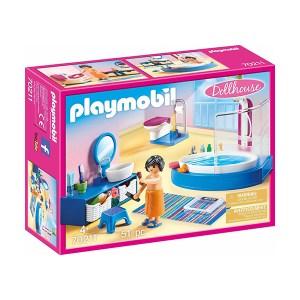 Playmobil Dollhouse: Πολυτελές Λουτρό με Μπανιέρα (εως 36 δόσεις)