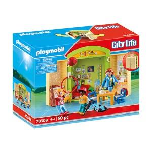 Playmobil City Life: In Kindergarten (εως 36 δόσεις)