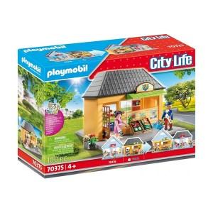 Playmobil City Life: Grocery Store (εως 36 δόσεις)