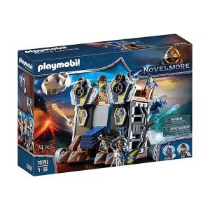 Playmobil Novel More: Mobile Fortress (εως 36 δόσεις)