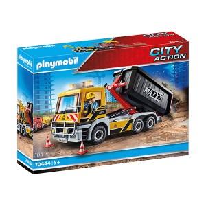 Playmobil City Action: Interchangeable Truck (εως 36 δόσεις)