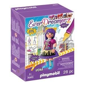 Playmobil EverDreamerz: Viona Comic World (εως 36 Δόσεις)