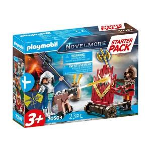Playmobil Novel More: Starter Pack Μονομαχία Του Novelmore (εως 36 δόσεις)