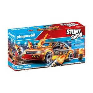 Playmobil Stunt Show: Αγωνιστικό Αυτοκίνητο (εως 36 δόσεις)