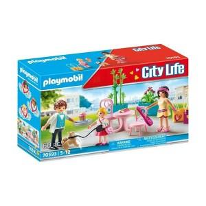 Playmobil City Life: Fashion Cafe (εως 36 δόσεις)