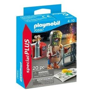 Playmobil Special Plus: Welder (εως 36 δόσεις)