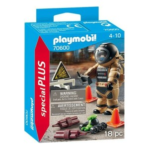 Playmobil Special Plus: Police Special Forces (εως 36 δόσεις)