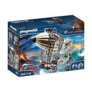Playmobil Novel More: Ζέπελιν του Novelmore (εως 36 δόσεις)