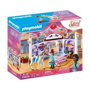 Playmobil Κατάστημα Ιππασίας στο Miradero (εως 36 δόσεις)