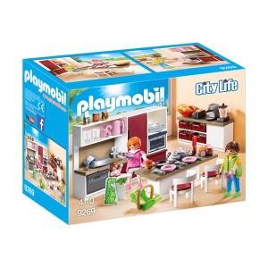 Playmobil City Life: Κουζίνα (εως 36 δόσεις)