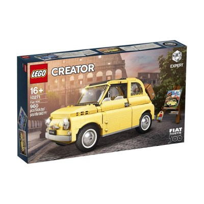 Lego Creator Expert: Fiat 500 (εως 36 Δόσεις)