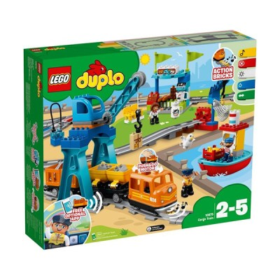Lego Duplo: Cargo Train (εως 36 Δόσεις)