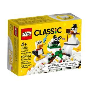Lego Classic: Creative White Bricks (εως 36 Δόσεις)