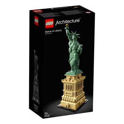 Lego Architecture: Statue of Liberty (εως 36 Δόσεις)
