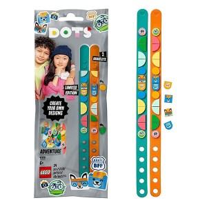 Lego Dots: Power Bracelet Adventure Jewellery Set (εως 36 Δόσεις)