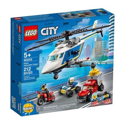 Lego City: Police Helicopter Chase (εως 36 Δόσεις)