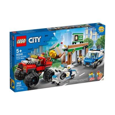 Lego City: Police Monster Truck Heist (εως 36 Δόσεις)