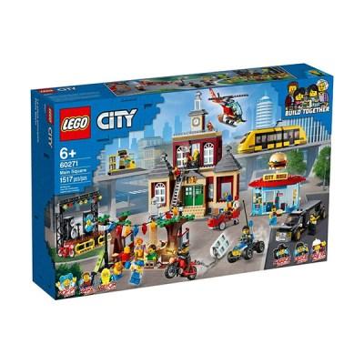 Lego City: Main Square (εως 36 Δόσεις)