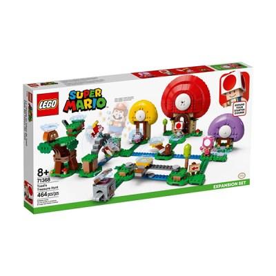 Lego Super Mario: Toad's Treasure Hunt (εως 36 Δόσεις)