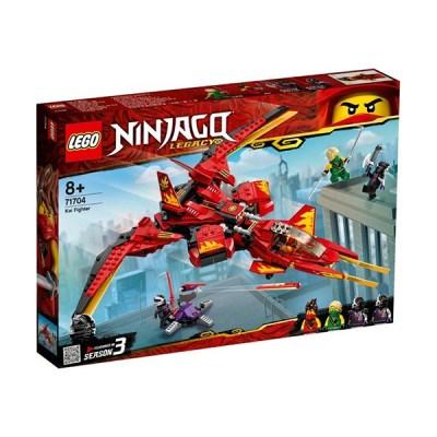 Lego Ninjago: Kai Fighter (εως 36 Δόσεις)