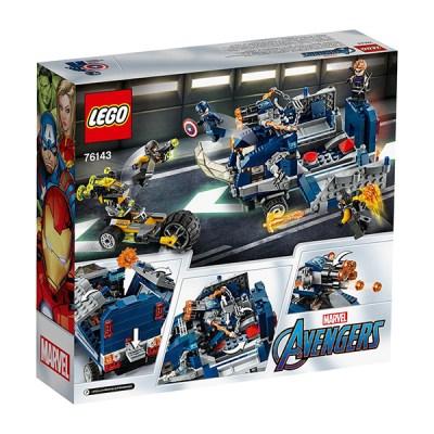 Lego Super Heroes: Avenger Truck Take-Down (εως 36 Δόσεις)