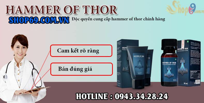 hammer of thor mua ở đâu