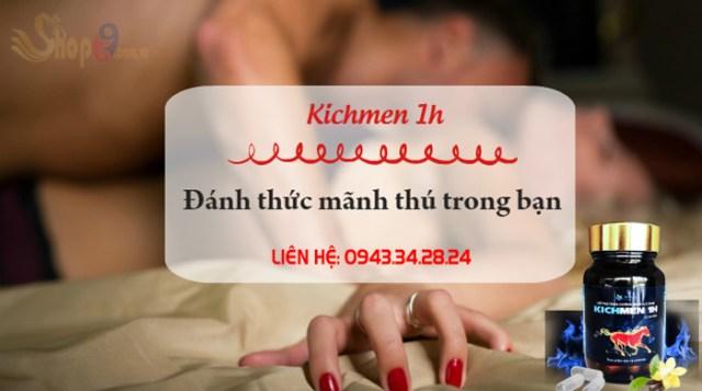 kichmen 1h lừa đảo
