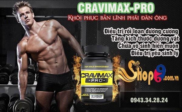 so sánh cravimax-pro với Strongmen 1H