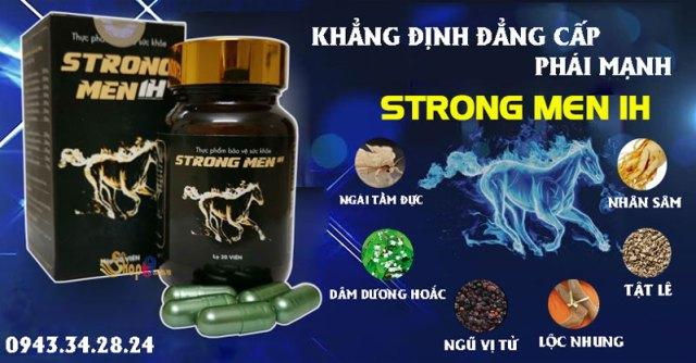 thành phần Strongmen 1H