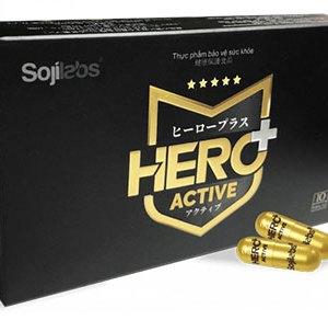 hero plus active